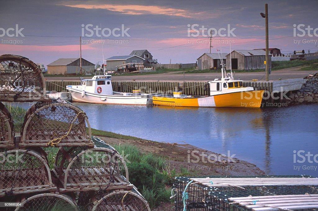 Toney River stock photo