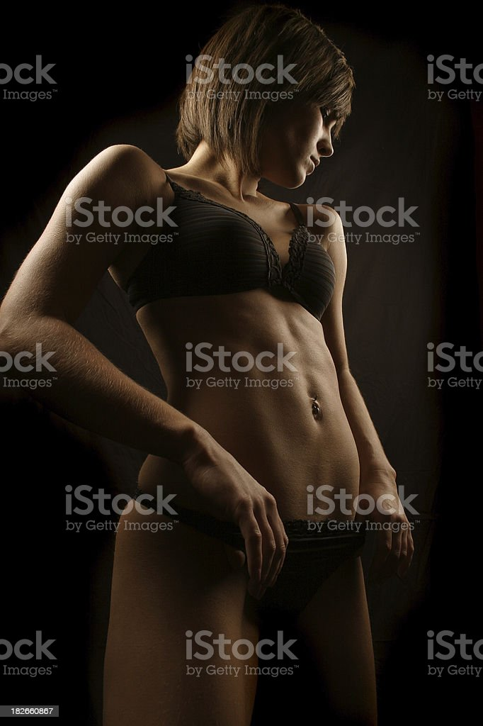 Tonic bodyscape royalty-free stock photo