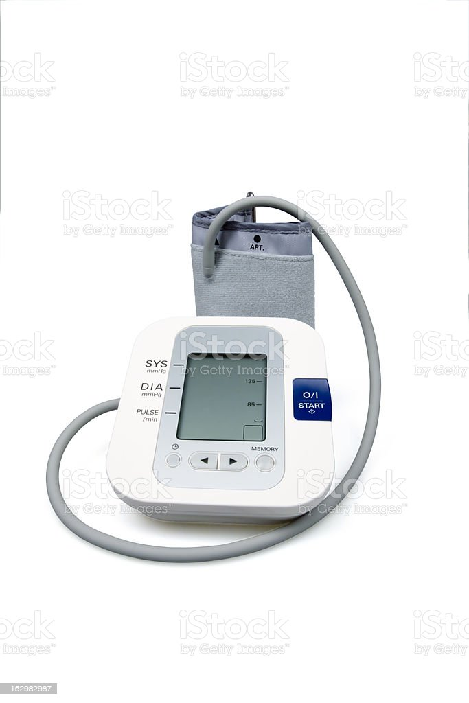 tonometer royalty-free stock photo