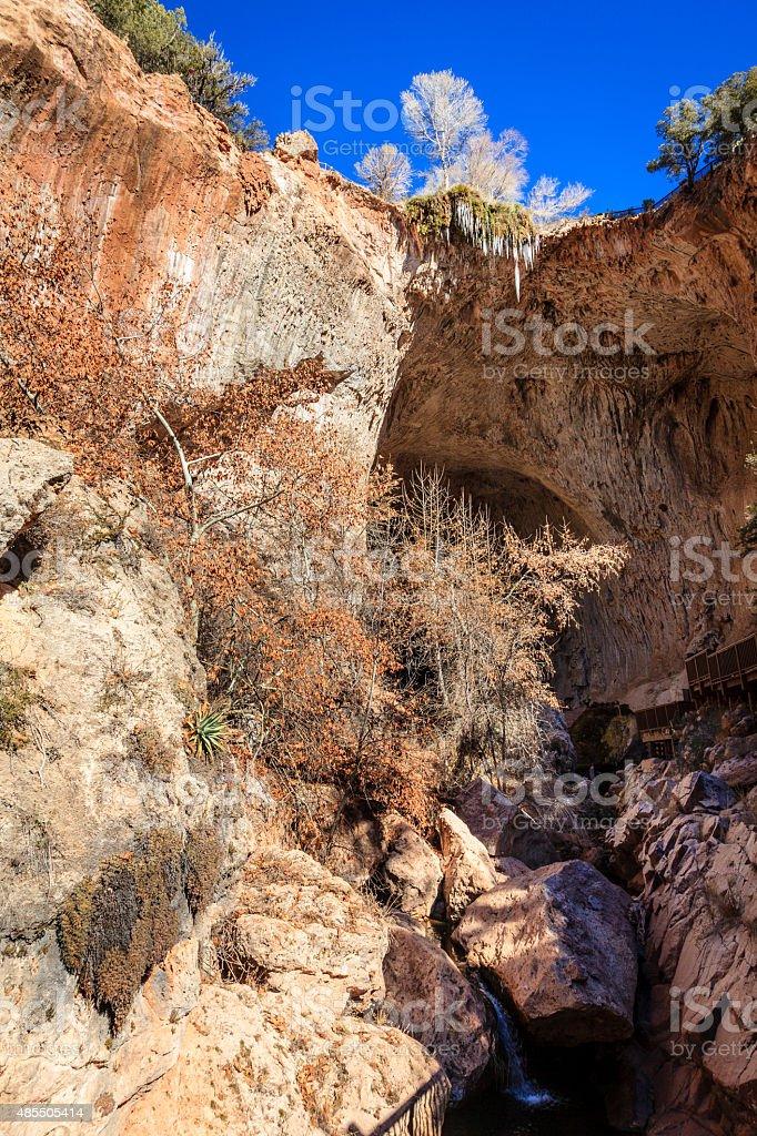 Tonto Bridge stock photo