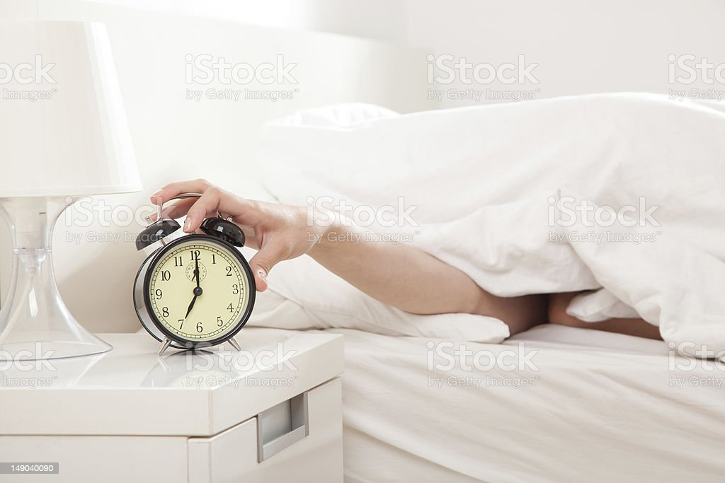 Too early stock photo