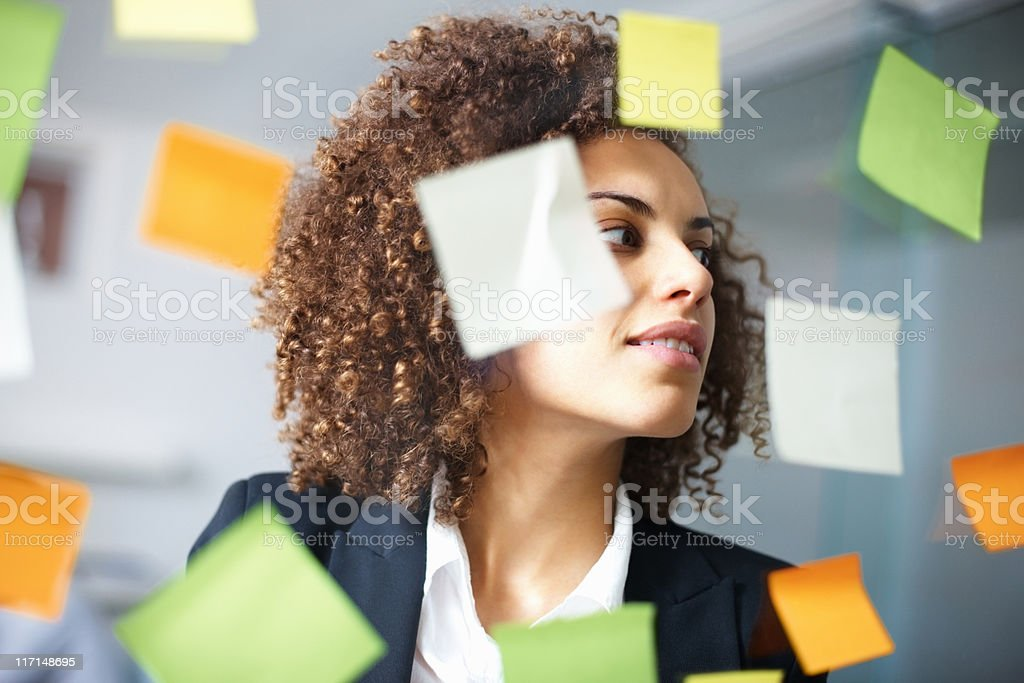Too much work to do royalty-free stock photo