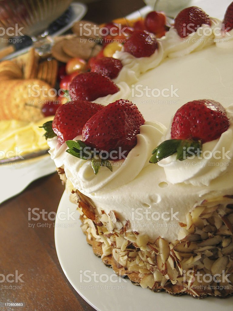 Too Pretty to Eat royalty-free stock photo