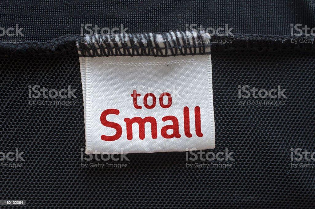 too small stock photo