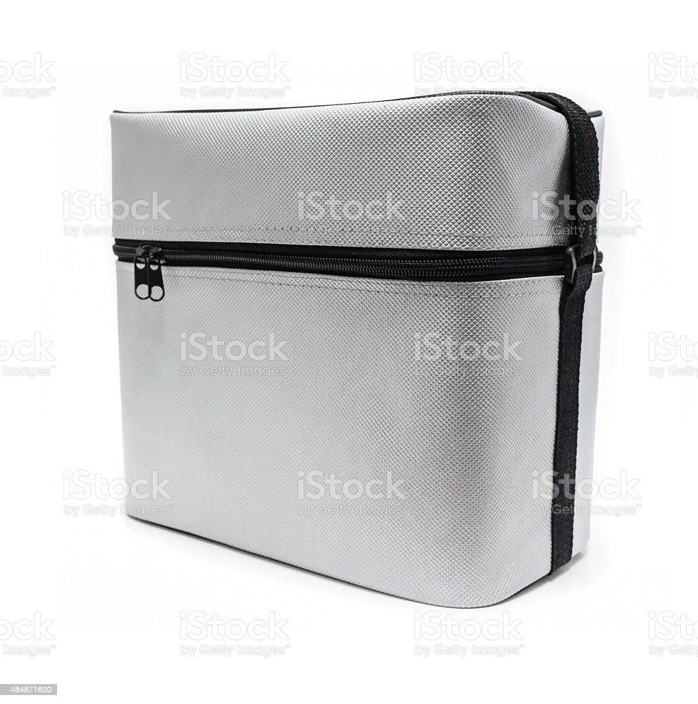 Tool bag engineering royalty-free stock photo