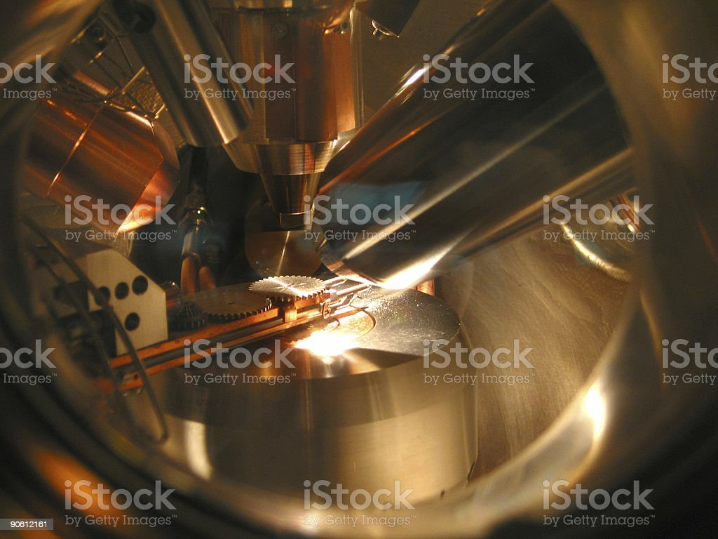 Tool of Science stock photo