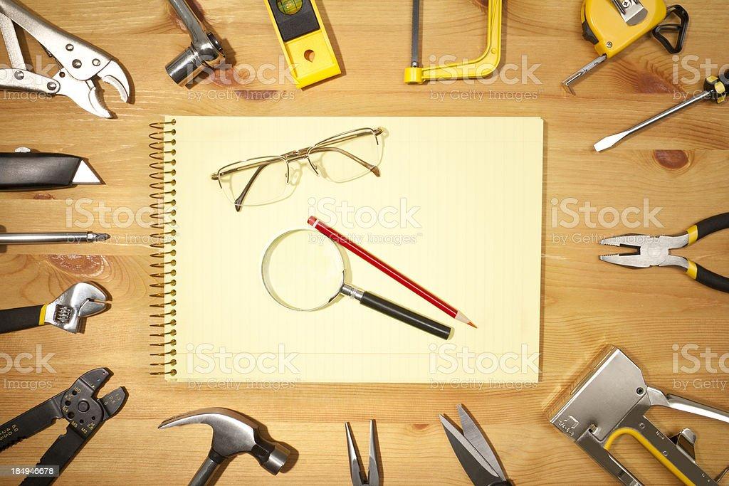 Tool royalty-free stock photo