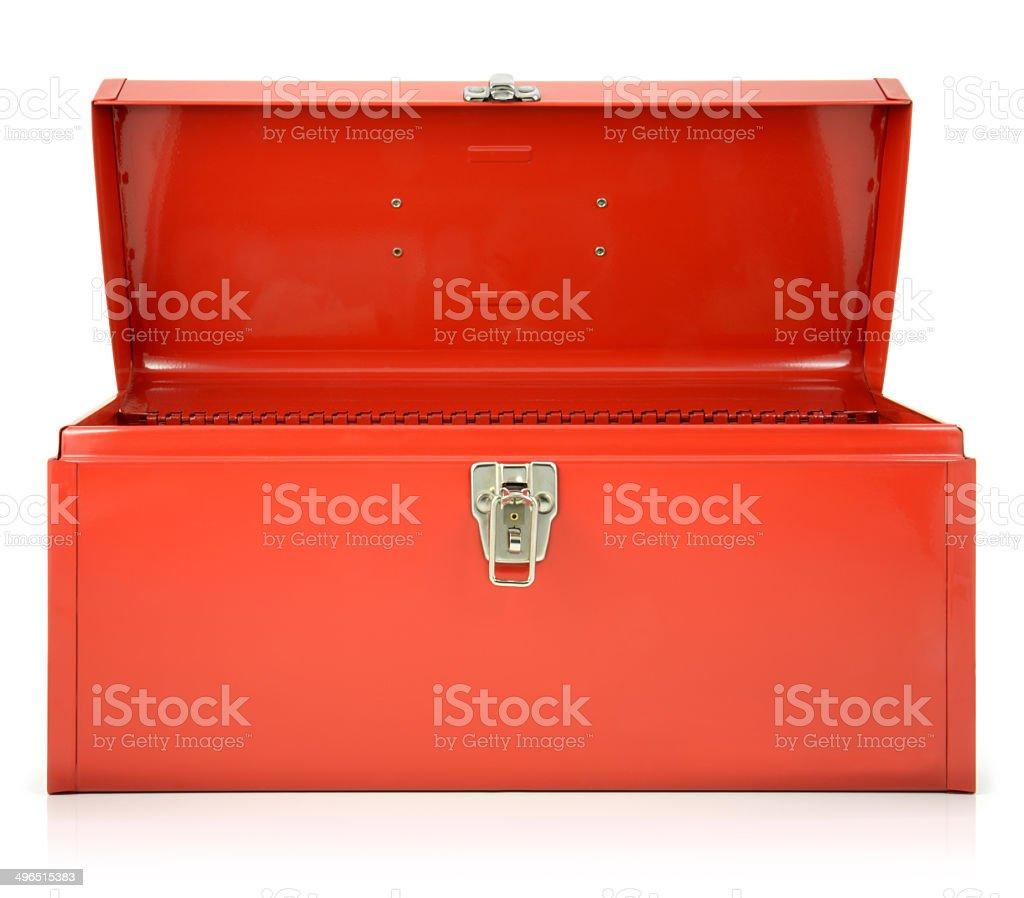 Toolbox stock photo