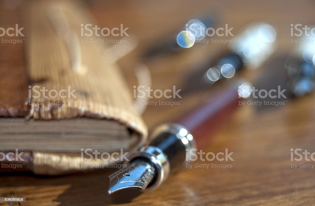 tools for office work stock photo