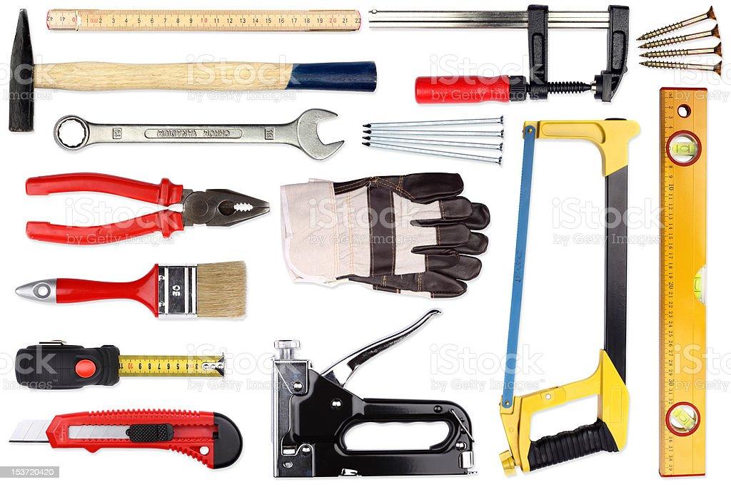 tools I royalty-free stock photo