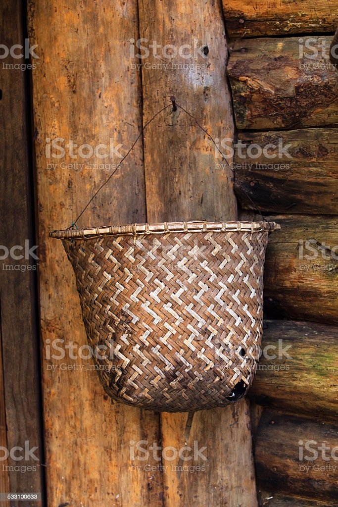 Tools of ethnic group in VietNam royalty-free stock photo