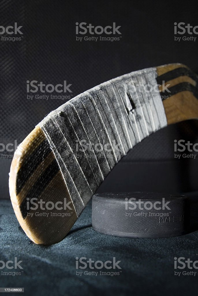Tools of the Game royalty-free stock photo