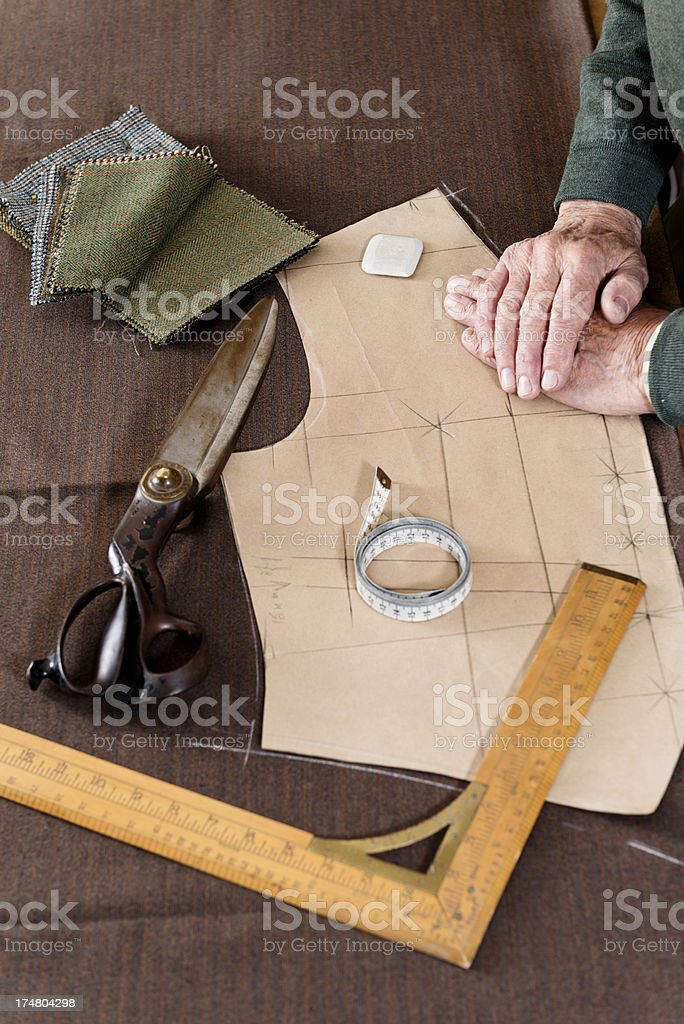 Tools of the Trade royalty-free stock photo