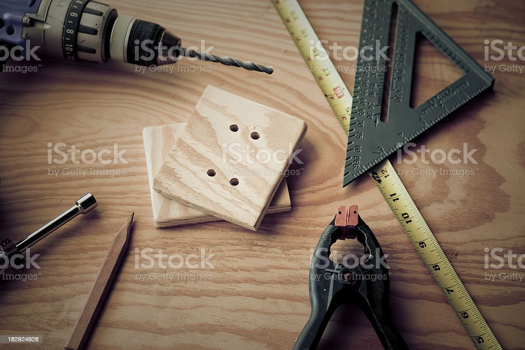 Tools of the Trade stock photo