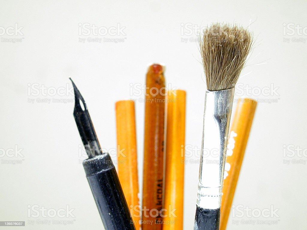 Tools stock photo
