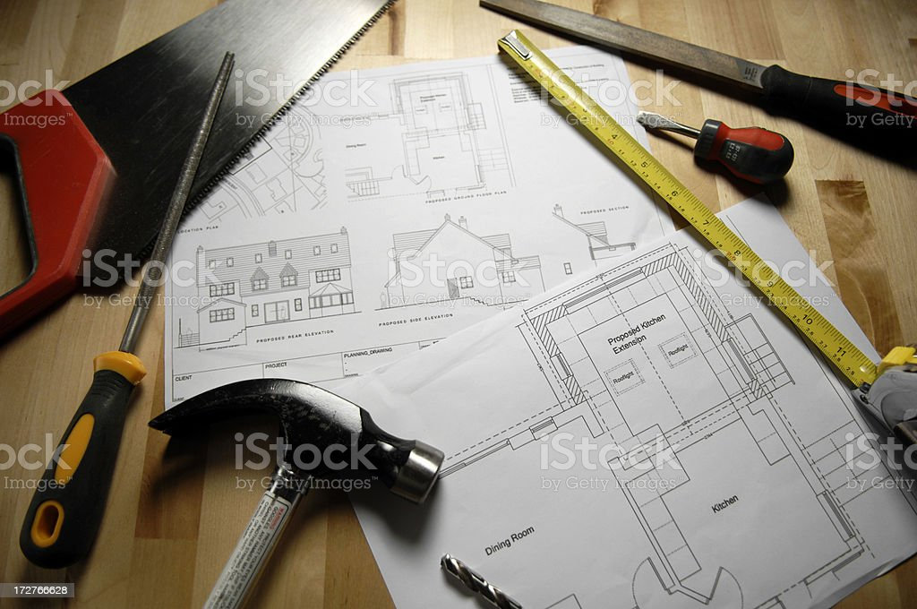 tools series royalty-free stock photo
