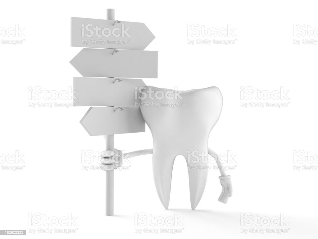 Tooth stock photo
