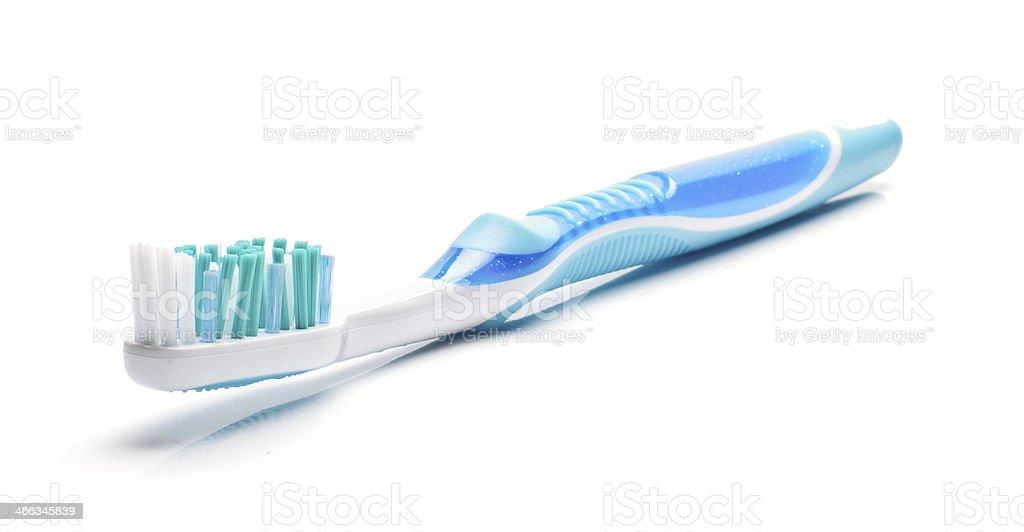 Toothbrush isolated stock photo