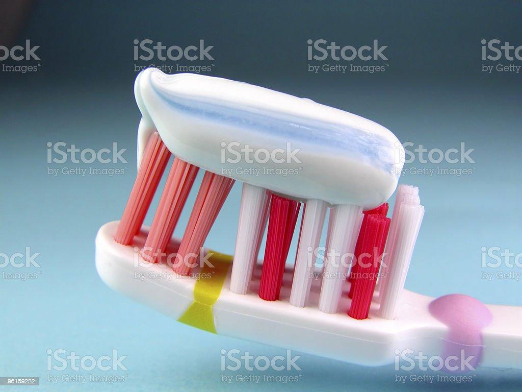 Toothbrush stock photo