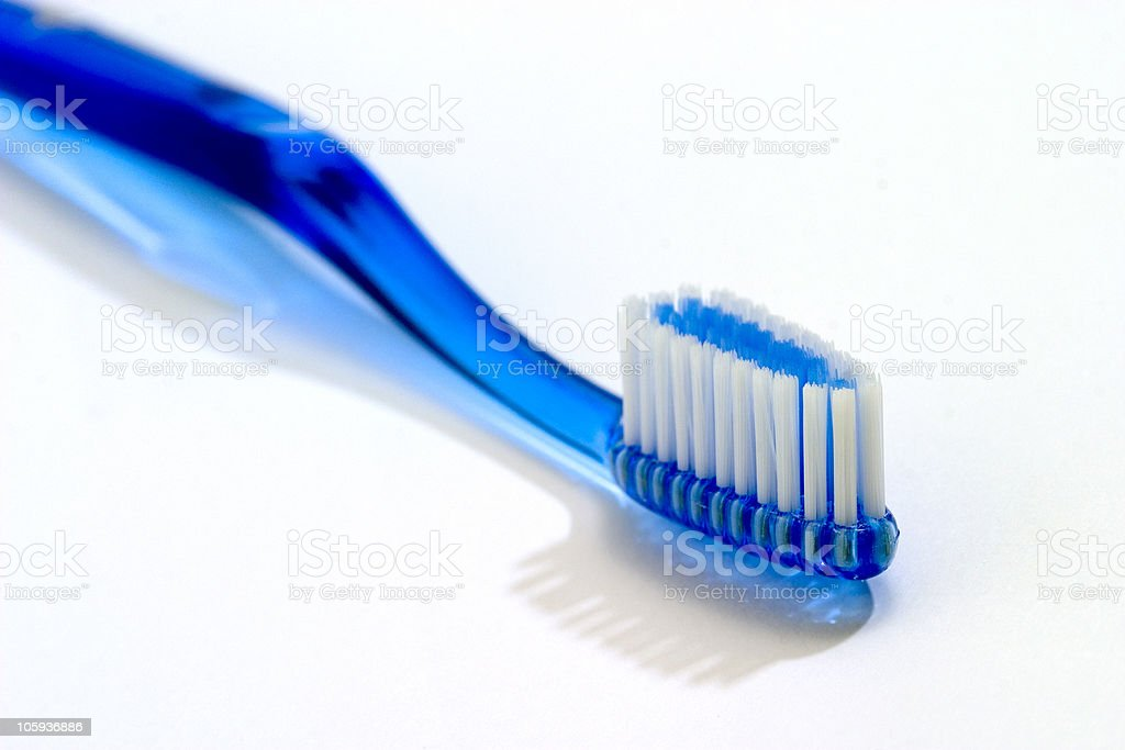 Toothbrushes07 stock photo