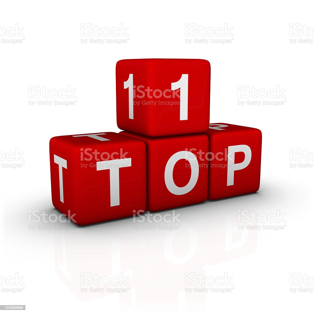 top 10 royalty-free stock photo