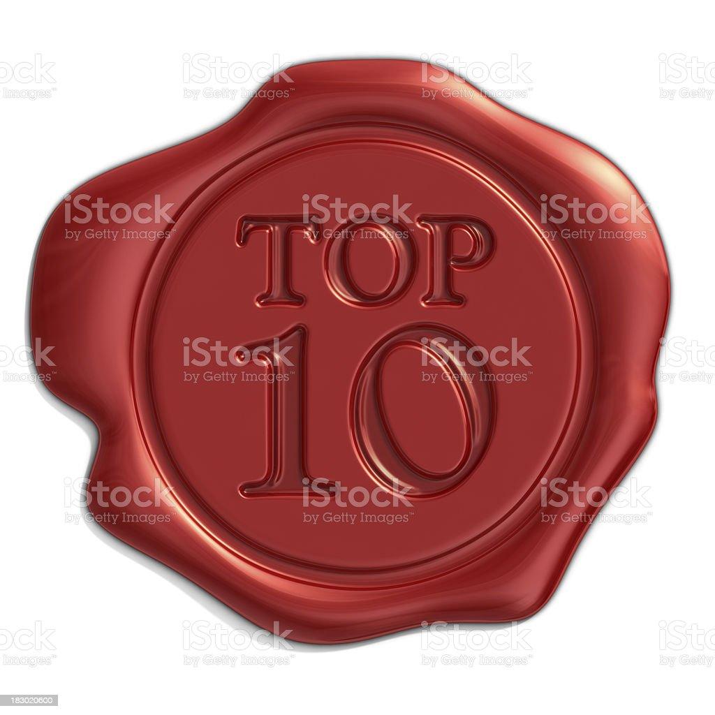 top 10 seal stock photo
