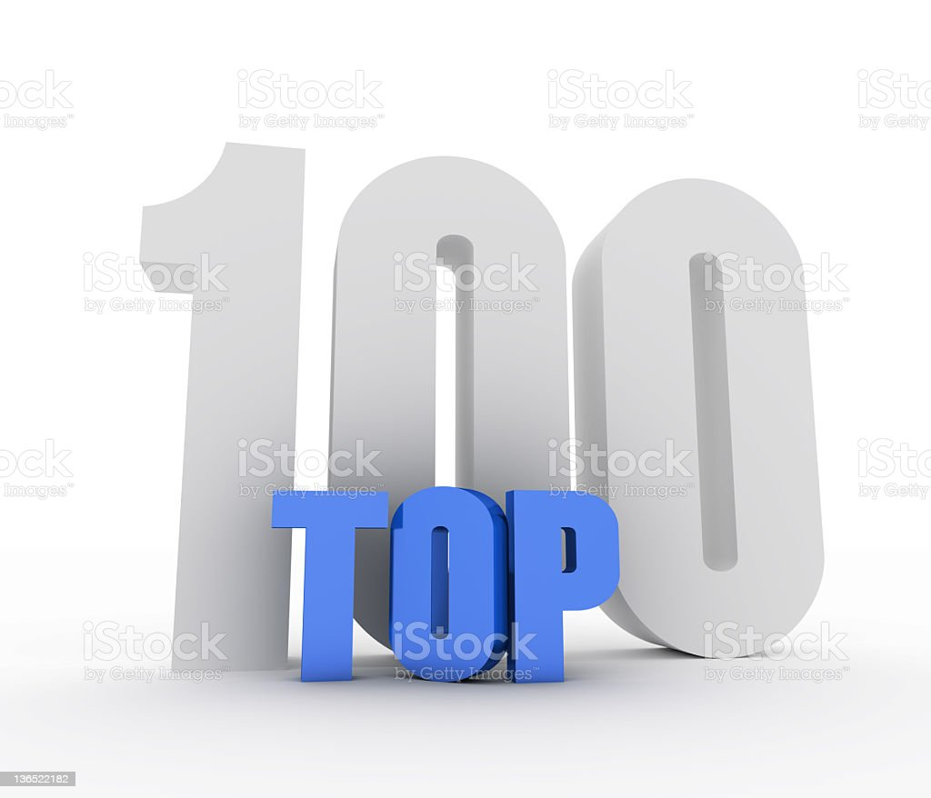 top 100 royalty-free stock photo