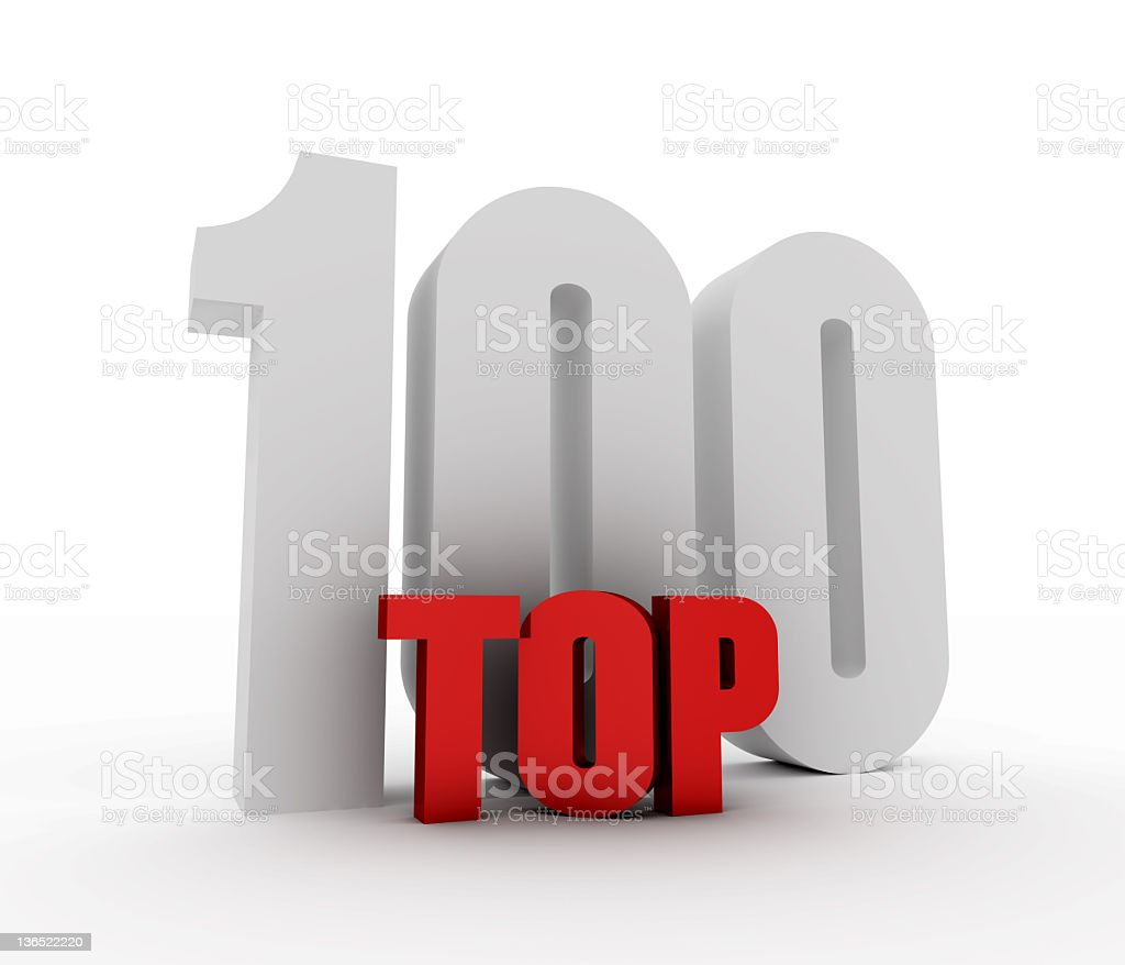 top 100 stock photo