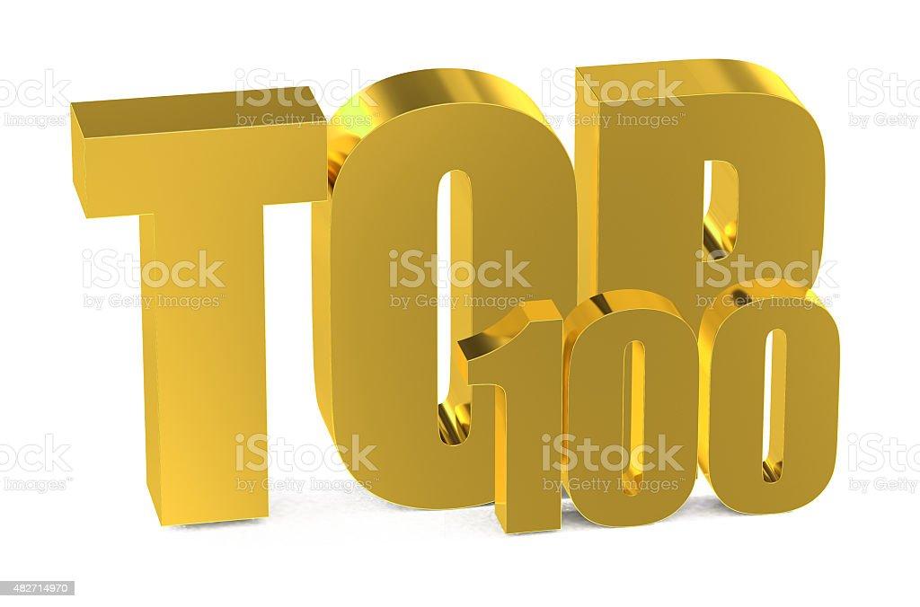Top 100 stock photo