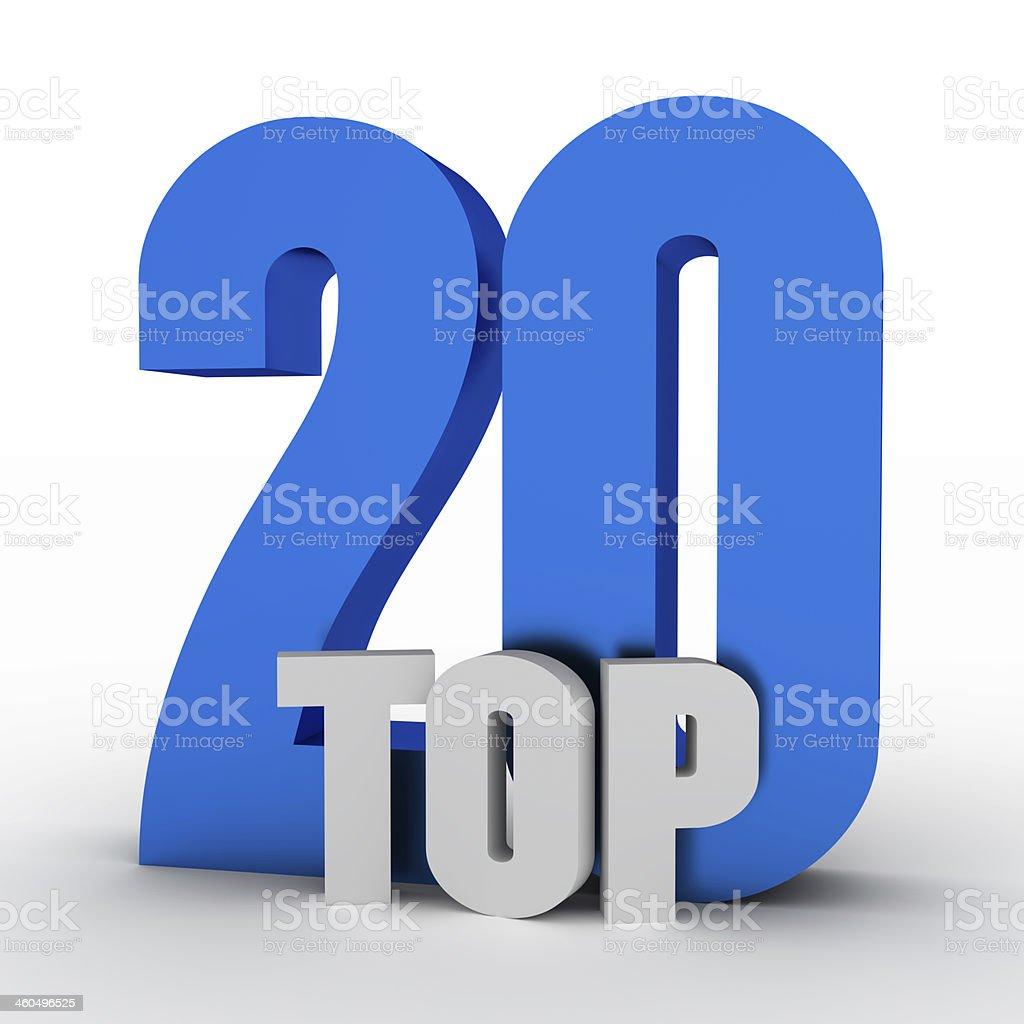 top 20 stock photo
