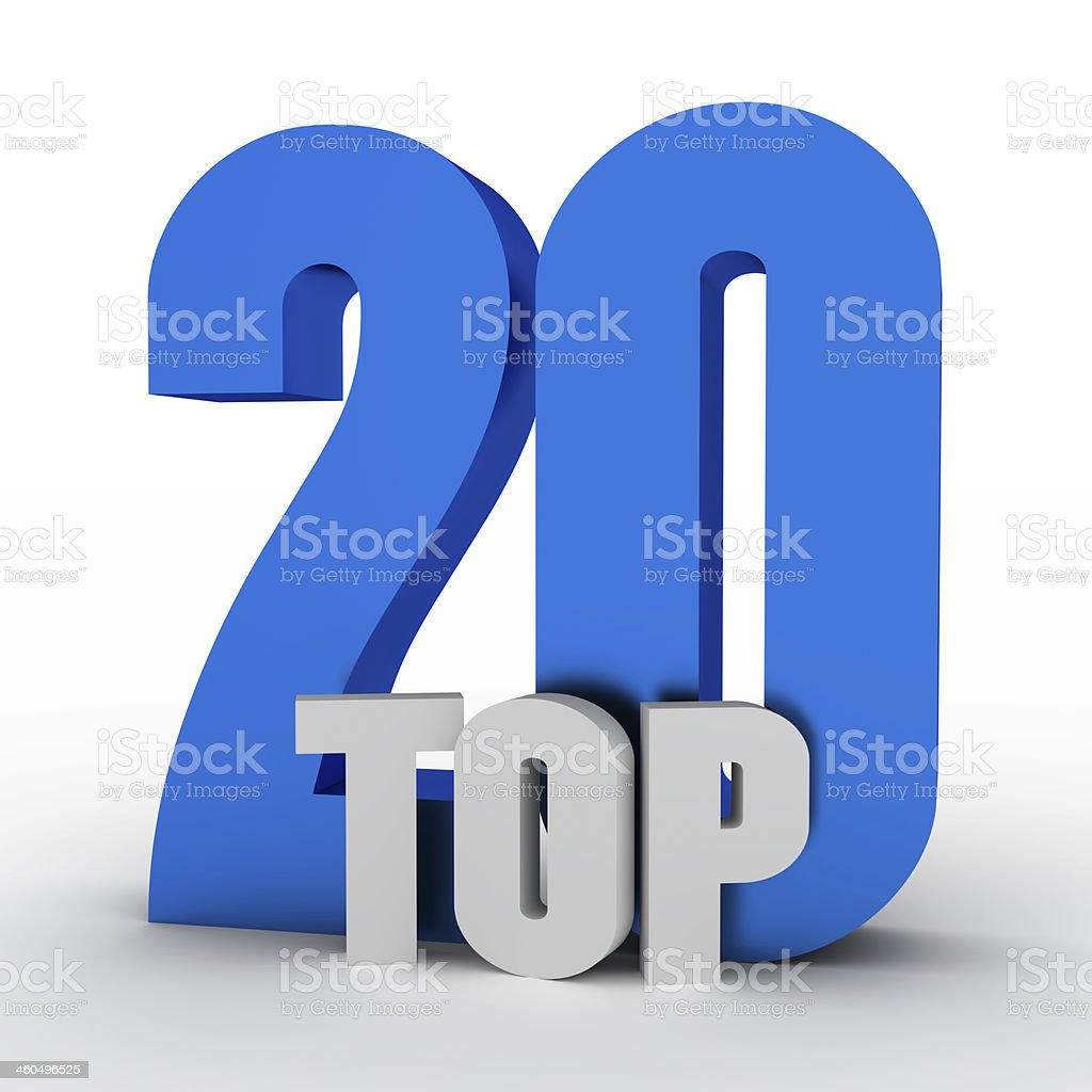 top 20 stock photo