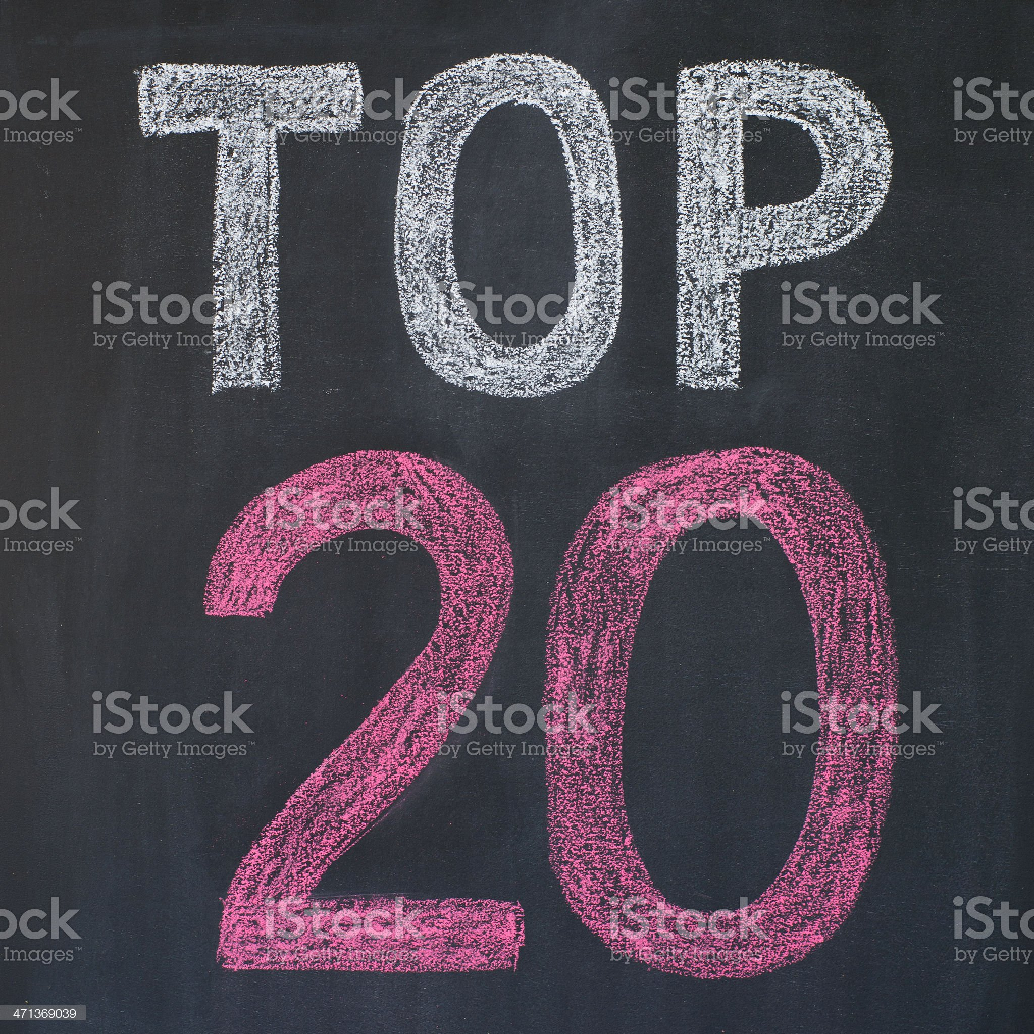 Top 20 royalty-free stock photo
