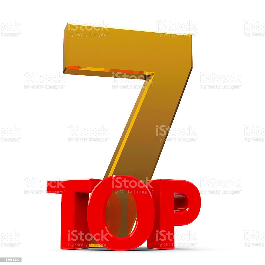 Top 7 stock photo