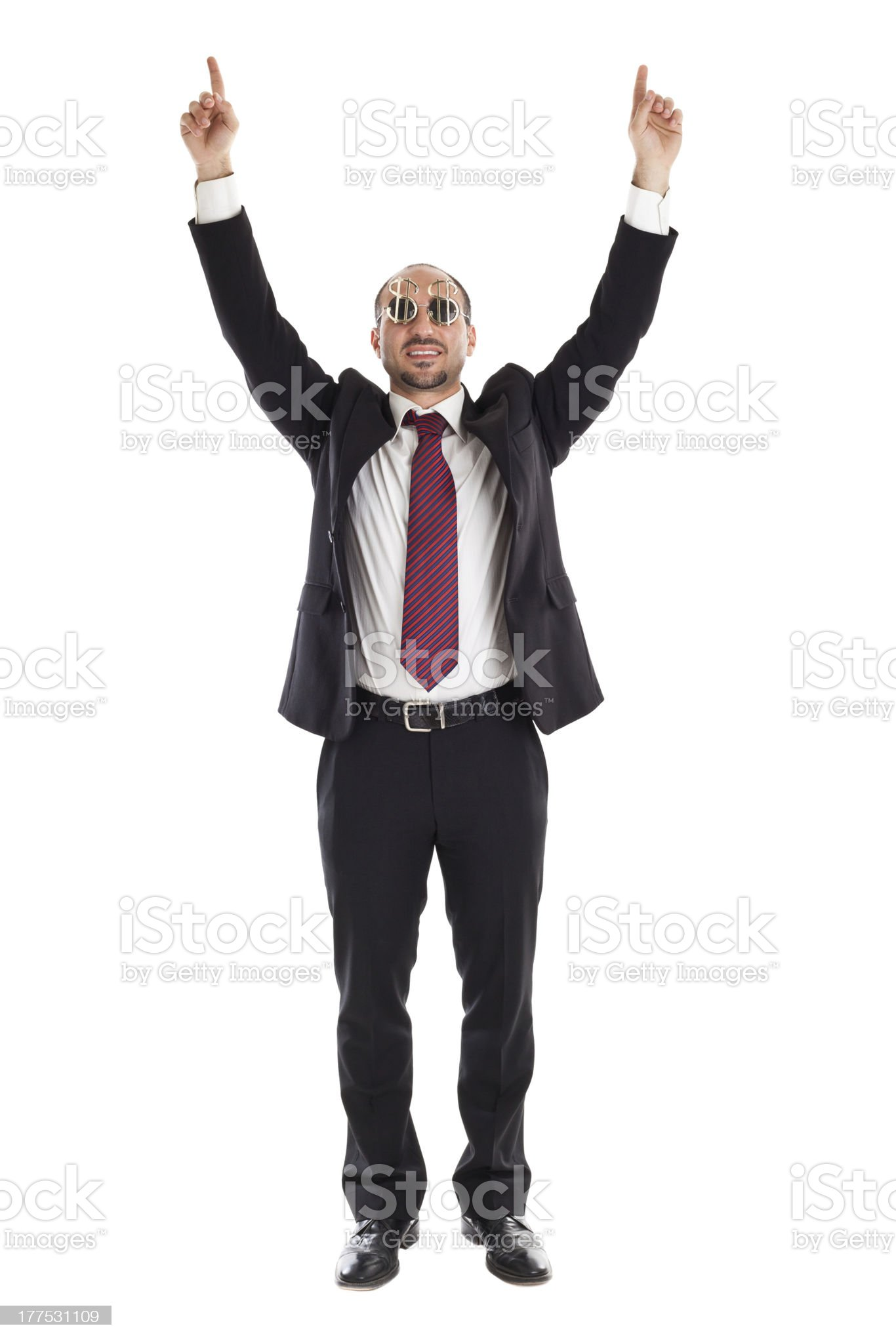 Top Earner royalty-free stock photo