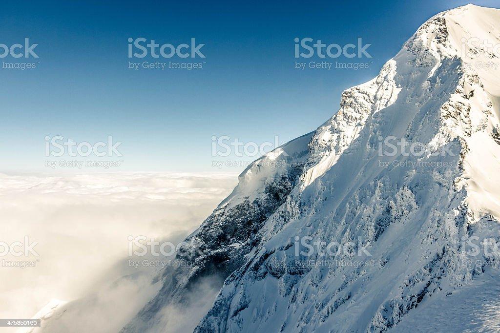 Top of Europe stock photo