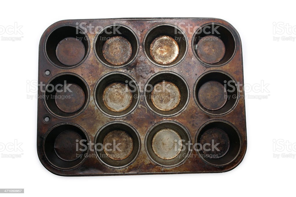 Top of the Muffin 'Pan' to You royalty-free stock photo