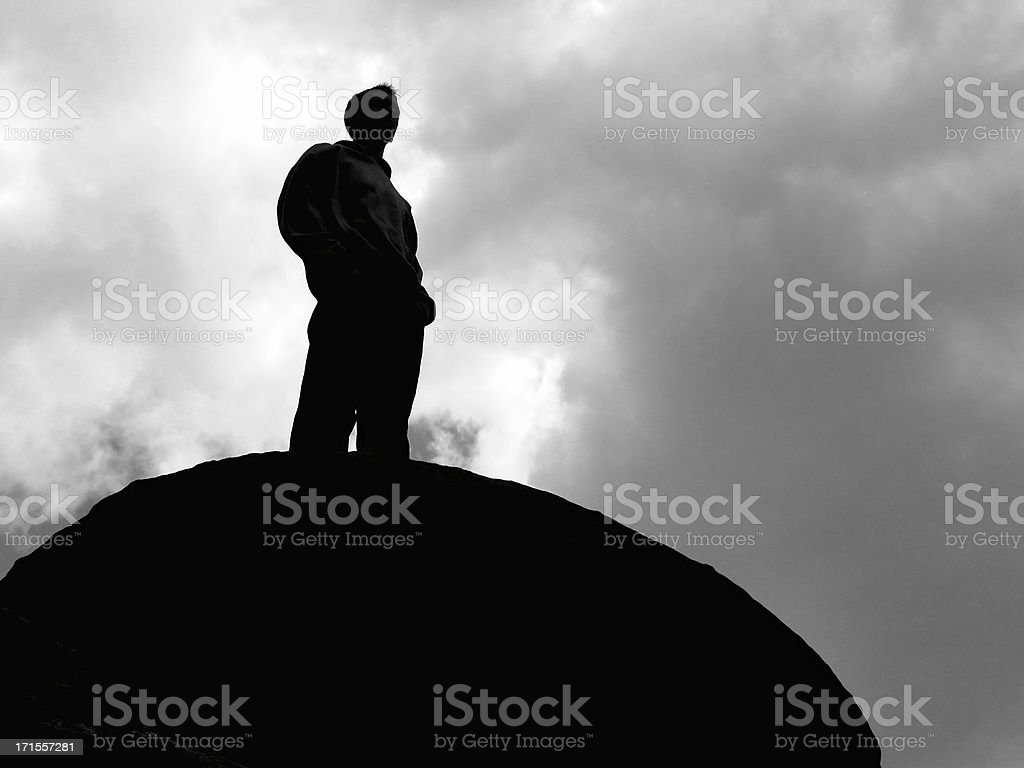 Top of the World 2 royalty-free stock photo
