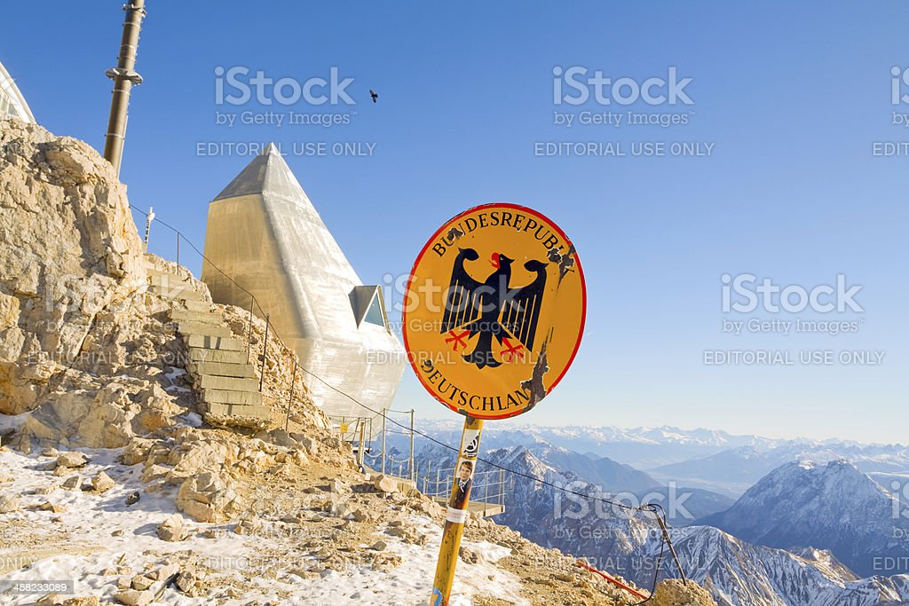 Top position Germany royalty-free stock photo
