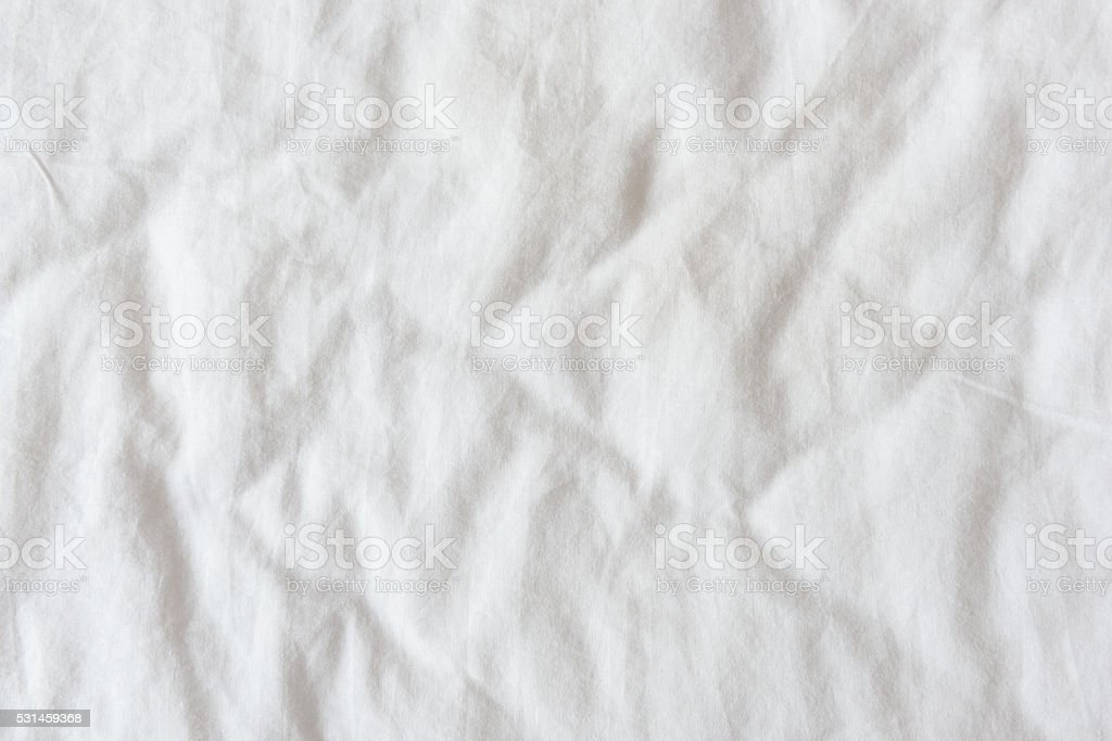 Top view of wrinkles and spring embossed pattern stock photo