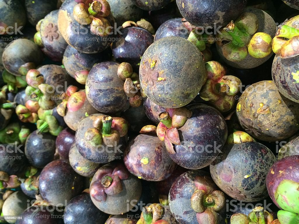 Top View Sentul bunch at supermarket in Thailand stock photo
