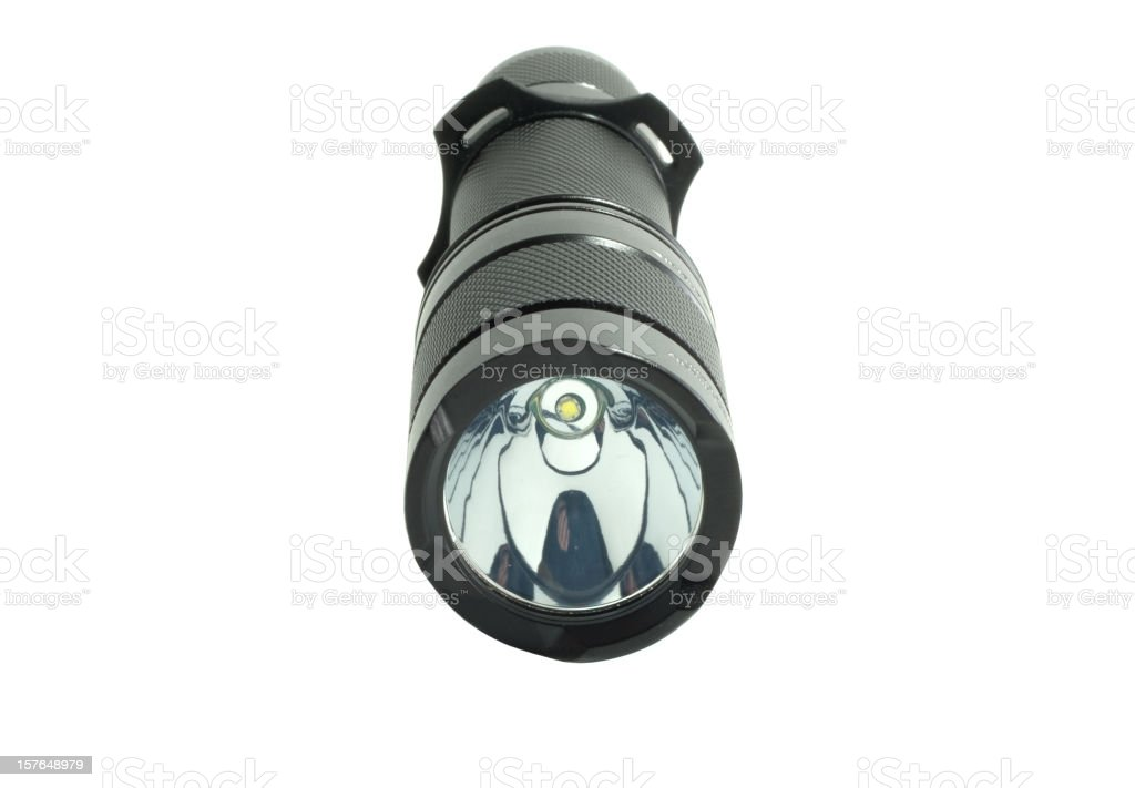 LED Torch (HDR) stock photo
