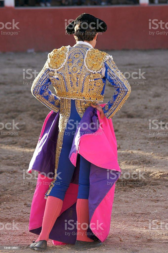 Torero stock photo