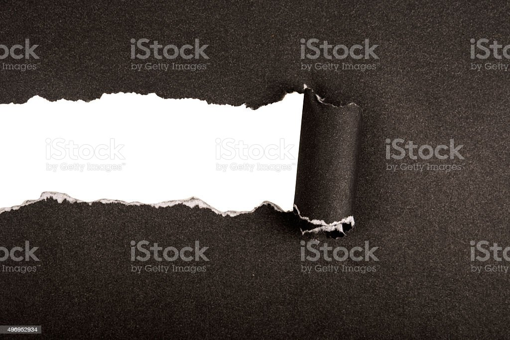 Torn Background stock photo