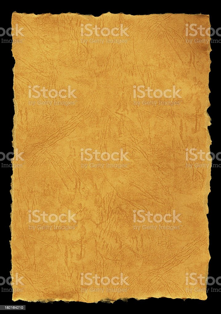 Torn-edged Paper royalty-free stock photo