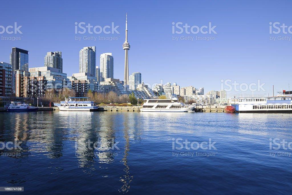 Toronto, Canada royalty-free stock photo