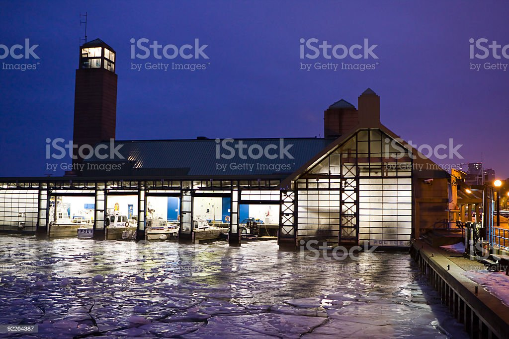 Toronto Harborfront stock photo