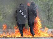 Toronto police training