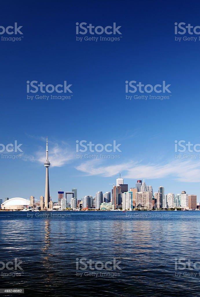 Toronto Sky stock photo