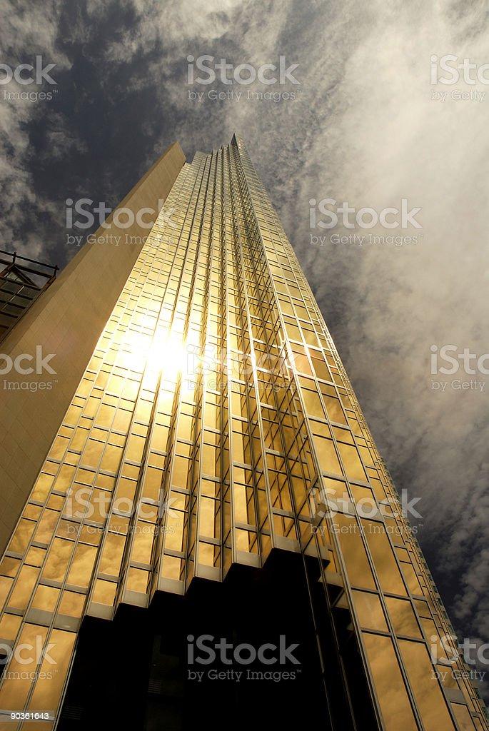 Toronto Skyscraper royalty-free stock photo
