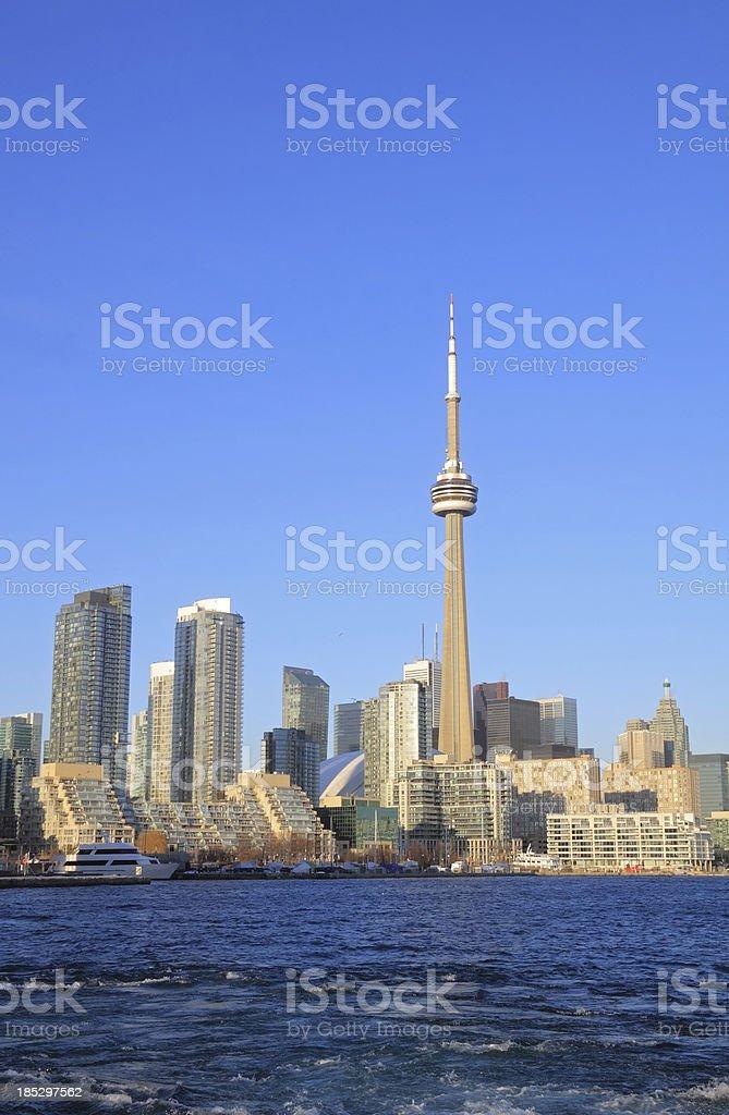 Toronto Waterfront 2012 royalty-free stock photo